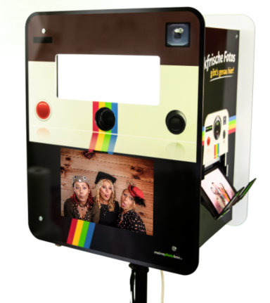 DruckBox Fotoboxautomat Photobooth